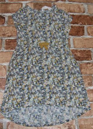 Платье вискоза лето 2-3года нм сток