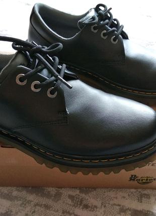 Dr. Martens original ботинки полуботинки оксфорды oxford.