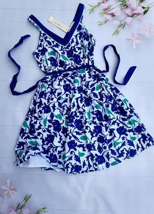 Котонове плаття платье хлопковое uttam london