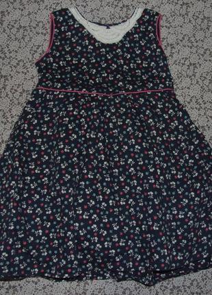 Платье хб лето 2-3года monsoon