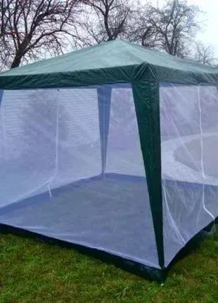 Палатка с москитной сеткой 3/3 шатер тент  павильон