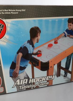 Деревянный настольный хоккей 2365
