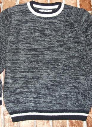 Свитер вязка 8-9лет маталан сток