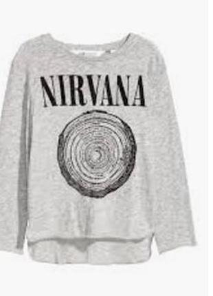 Тонкий легкий свитер 1-10 лет н&м хлопок