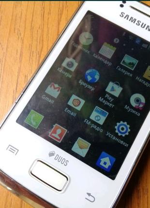 Samsung Duos, 2sim,micro SD