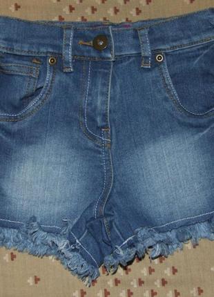 Шорты джинс девочке 5 лет