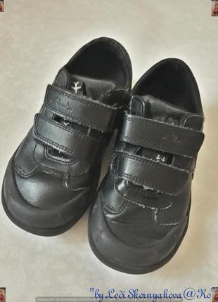Фирменные puma стильные кросовки на липучках, размер 24 по сте...