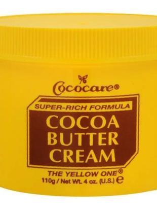 Крем для рук и тела cococare с маслом какао 110 гр.