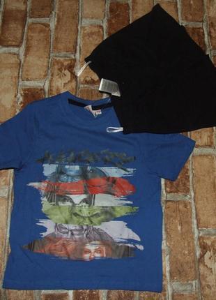 Набор летний футболка и шорты 2 - 3 года новый мальчику