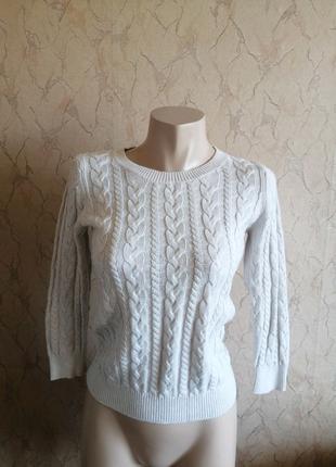 Шерстяной свитер шерстяний светр