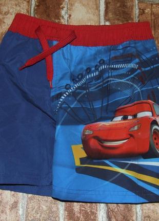 Новые пляжные шорты 4-5лет маквин