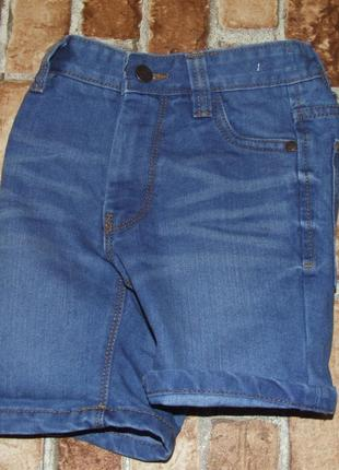 Шорты джинс 5лет некст