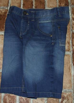 Шорты джинс 8лет