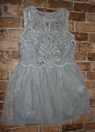 Нарядное платье 8-3 и 12-13 лет