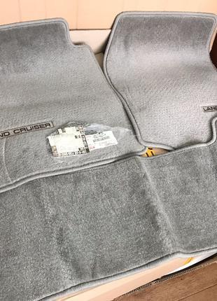 TOYOTA-100 \LEXUS LX-470 новый комплект Оригинальных ковриков ...