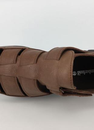 Мужские сандалии Timberland Bradstreet Fisherman Brown 44 US10