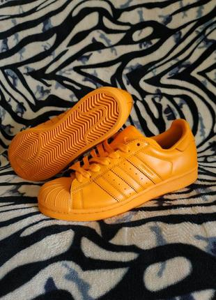 Оригінал adidas superstar pharrell williams supercolor pack (s...