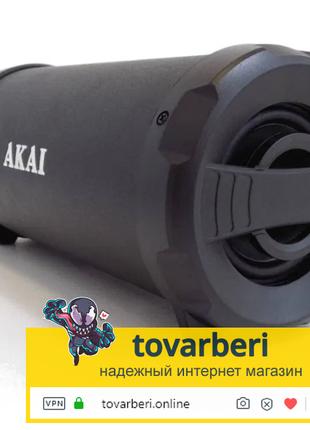 Портативная акустическая система AKAI ABTS-12C Черный