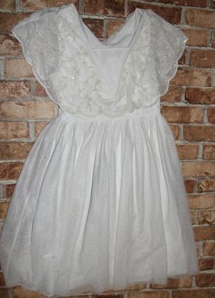 Платье нарядное 12-13 лет