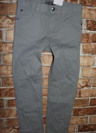Новые джинсы 8-9 лет h&m
