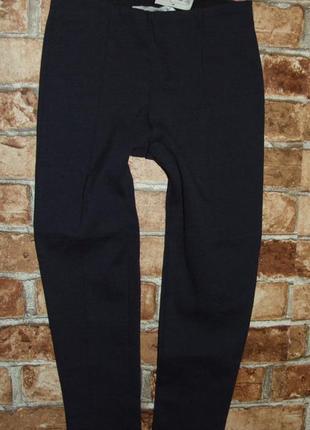 Новые штаны треггинсы синие 5-6 лет h&m