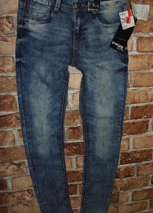Новые джинсы 11-12 лет page young суперслим суперстрейч