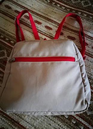 Женский мини рюкзак, портфель Oriflame