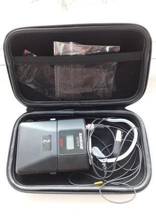 МикрофонSHURE MX153B/O-TQG с цифровым передатчикомSHURE QLXD1 G51