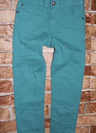 Новые джинсы чиносы h&m 3-4 лет