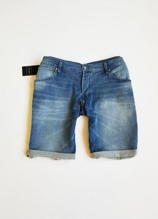Jack & jones мужские шорты большего размера xxl мужская одежда...