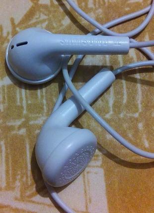 Гарнитура наушники микрофон Samsung