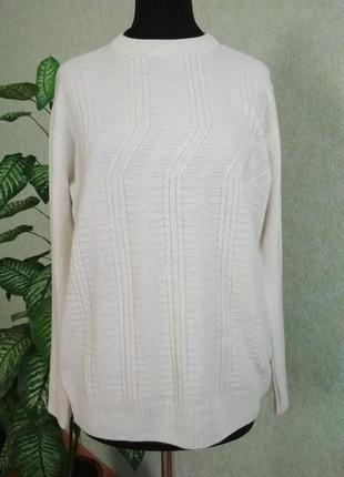 Мужской свитер теплый. brocado.