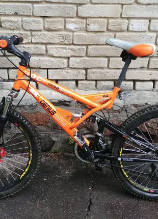 Велосипед Azimut Rock 24