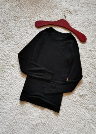 Шерстяной термо реглан термо белье лонгслив шерсть xs