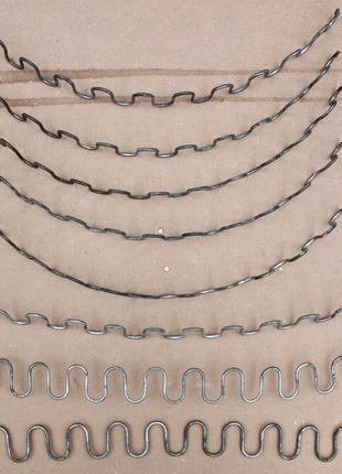 Пружина Змейка, Зиг-Заг для Мягкой Мебели (40х4 см)