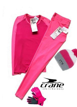 Комплект женского термобелья  crane