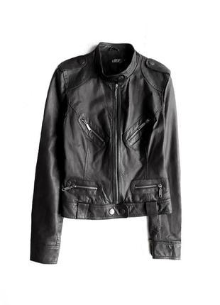 Куртка из натуральной кожи krisp
