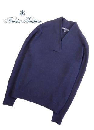 Шикарный свитер американского бренда brooks brothers