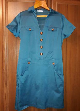 Платье большого размера 52