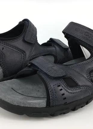 Мужские сандалии Geox 42 US 9, 44 US 11 оригинал