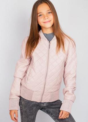 Куртка женская, подростковая  осенняя  junior