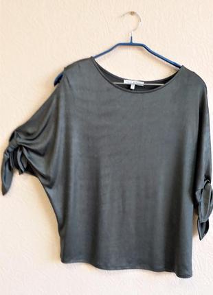 Блузка с открытыми плечами next
