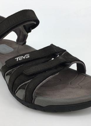 Женские кожанные босоножки Teva Tirra Leather 37