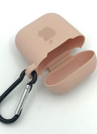 Чехол Apple AirPods Pink