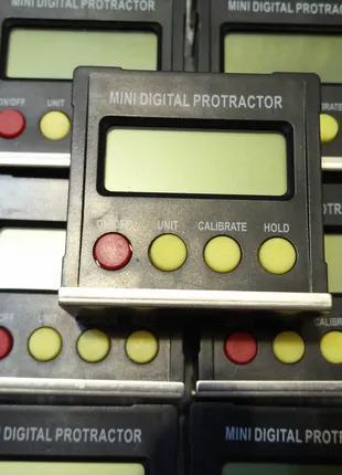 Цифровой угломер (инклинометр)