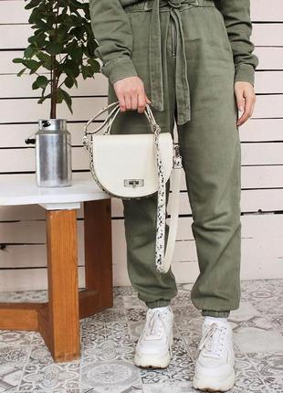 Сумка сумочка на длинной ручке cross-body сумочка трендовая и ...