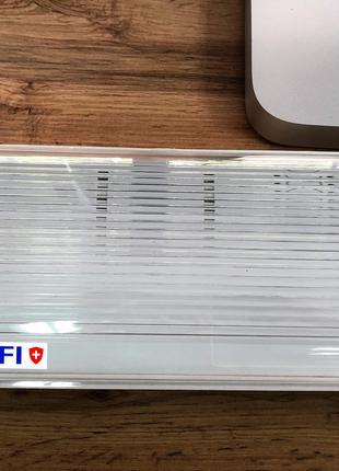 Бактерицидний світильник MEDPROFI з лампою Osram 8вт БЕЗ ОЗОНОВИЙ