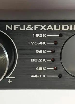 Усилитель цифровой FX-Audio D502 новый