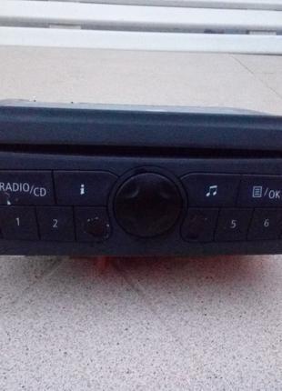Радио cd Рено Кліо 3