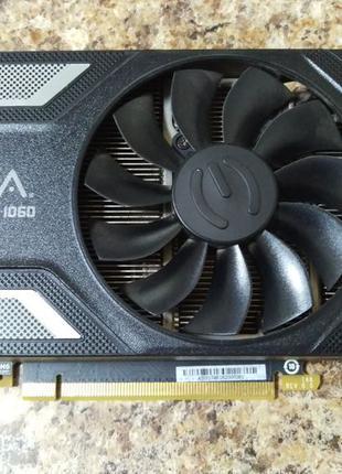 Видеокарта Geforce GTX 1060 3gb EVGA SC, Gigabyte Windforce/mini